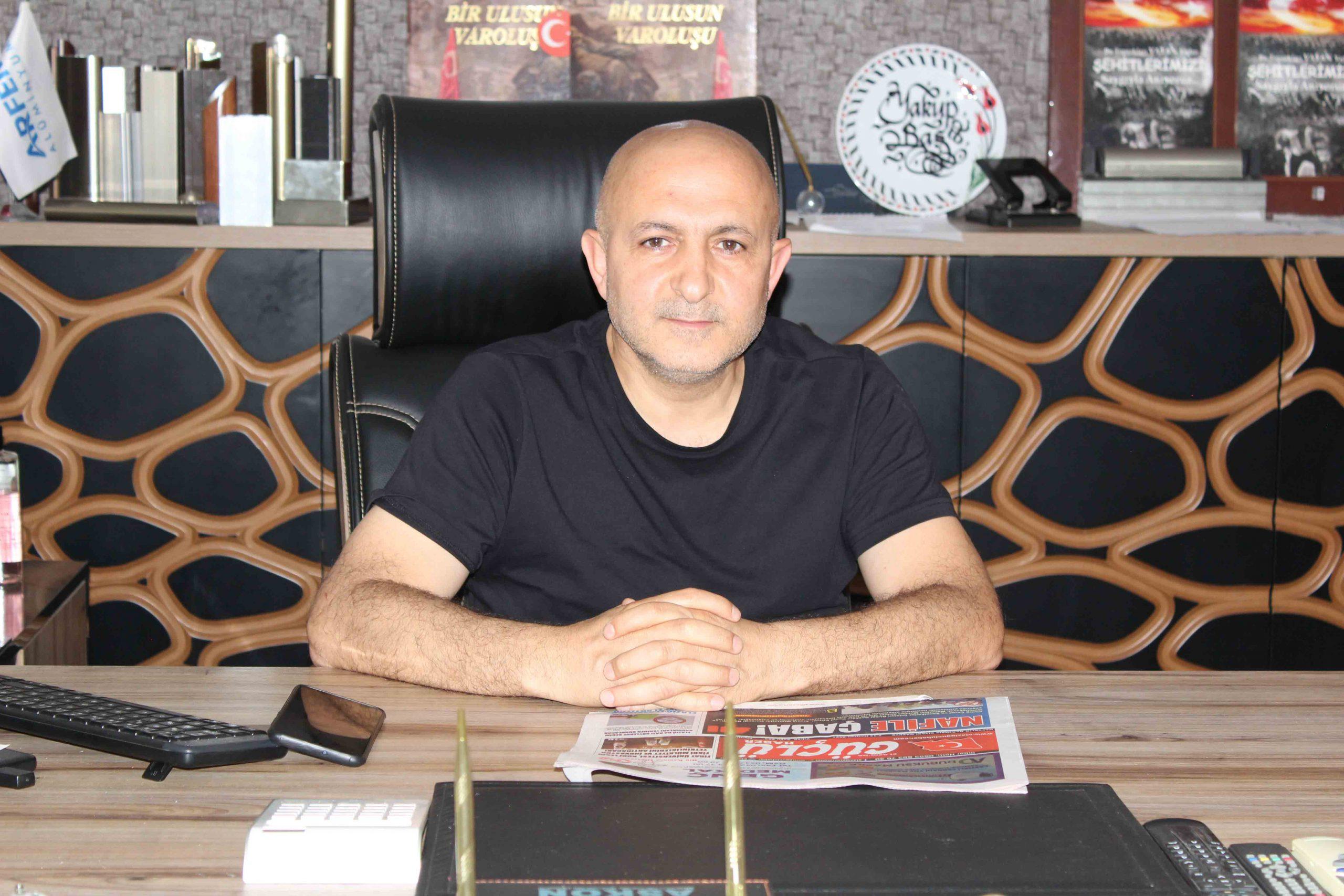 """""""ESNAF GRUPLARIMIZ SAHİPSİZ KALMIŞ DURUMDALAR"""""""