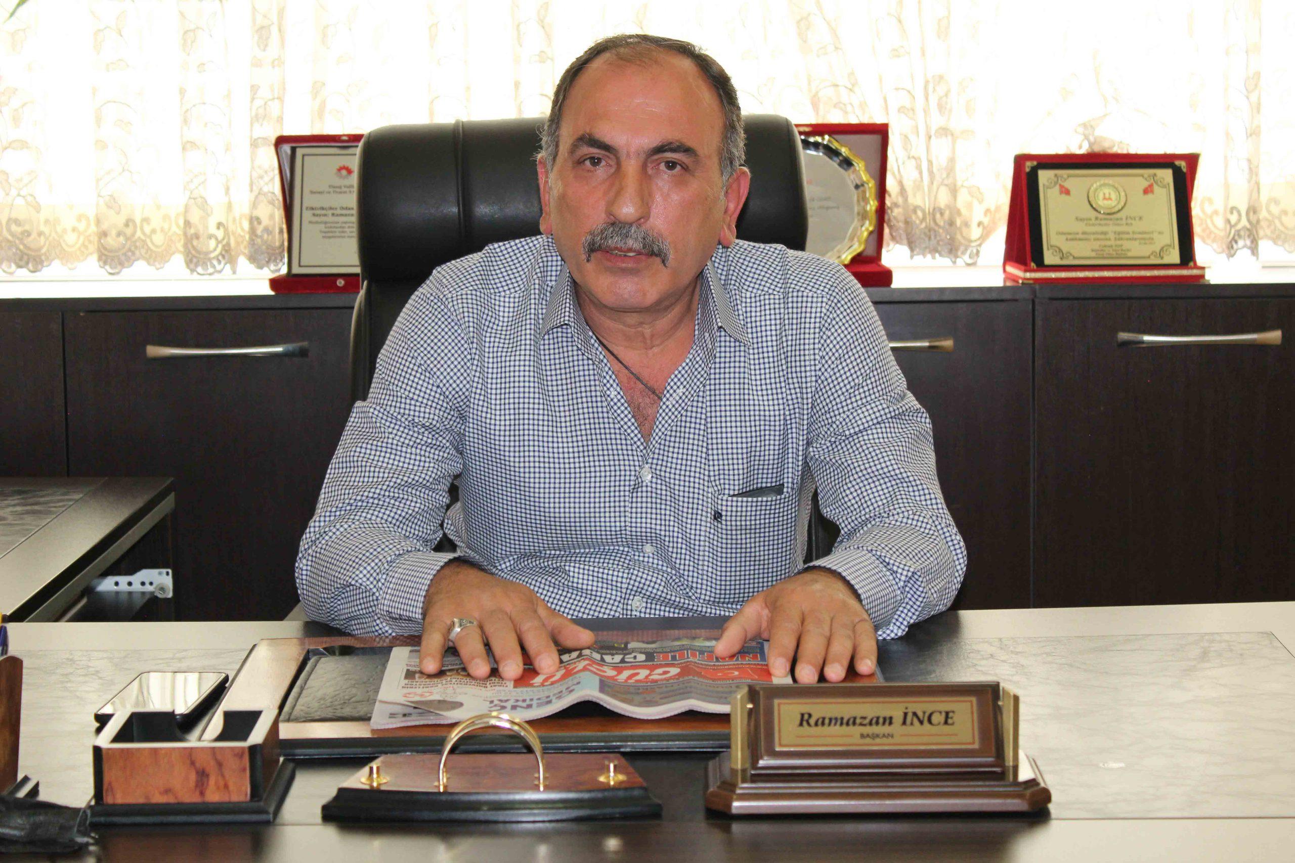 """""""SİYASİLERE GÜVENİMİZ KALMADI"""""""