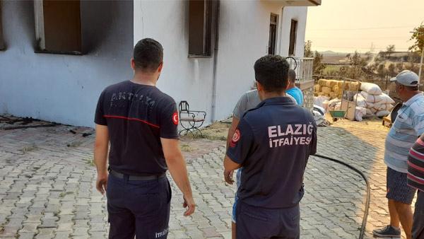 ELAZIĞ'DAN MANAVGAT'A TAM DESTEK …