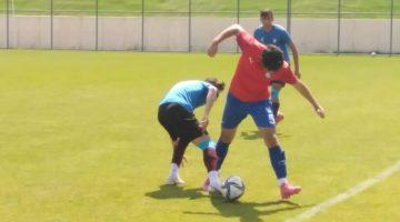 HAZIRLIK MAÇI: ELAZIĞSPOR: 5 – BB. ERZURUMSPOR U19: 0