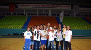 ELAZIĞ'DA U18 BASKETBOL MÜSABAKALARI SONA ERDİ