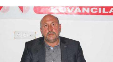 """YILDIZ: """"KOVANCILAR'DA MHP'NİN OYLARI YÜKSELİŞTE…"""""""