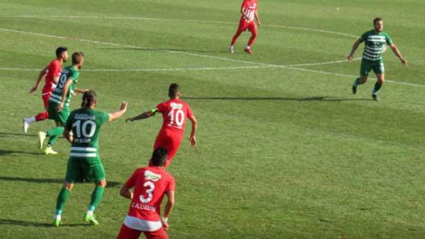 IĞDIR FUTBOL KULÜBÜ 2 – 2 HD E. KARAKOÇAN FK
